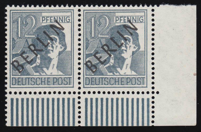 Schweden Heftchenblatt 23 Aus Mh 6ab Ziffern König Gustav Vi Adolf **