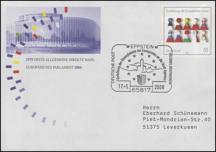 Vatikan Stetig Vatikan Fdc Minr 432-435 Esst Briefmarken