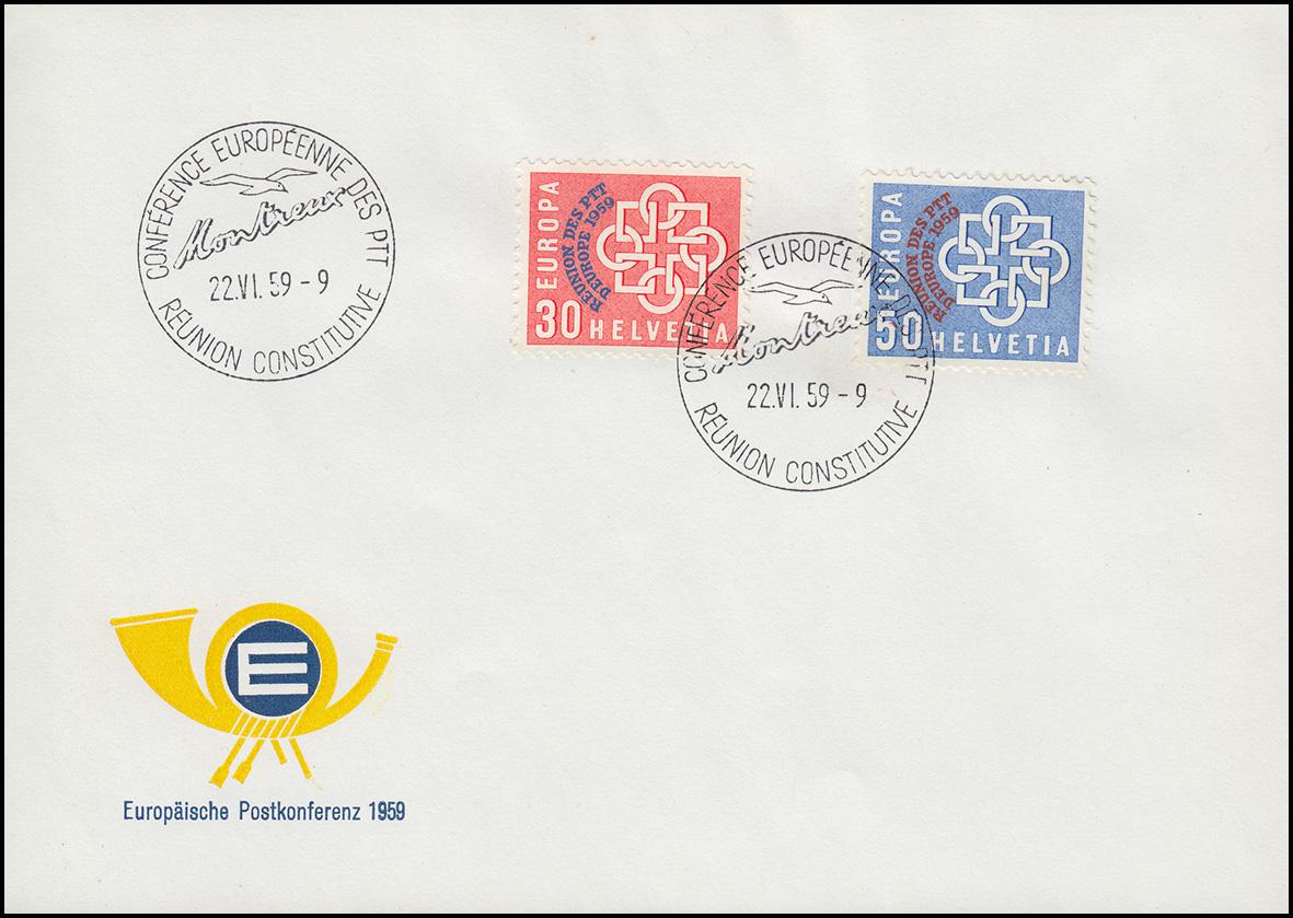 3 Werte Belgien: Mi.-nr 4632 O Cept