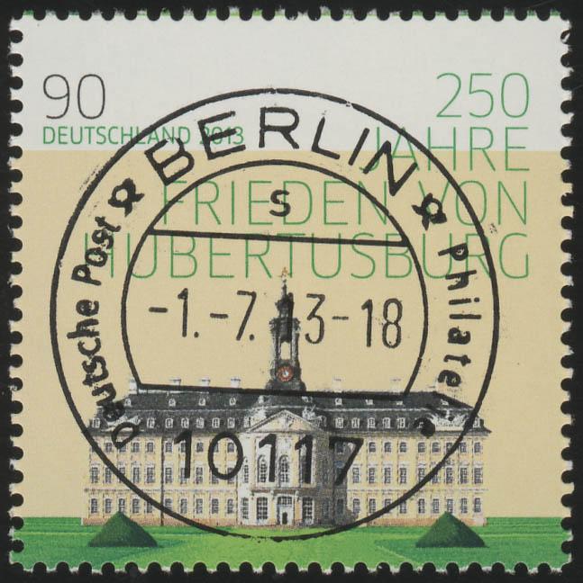2985i hubertusburg marke mit gerader nummer ev o berlin philmaster. Black Bedroom Furniture Sets. Home Design Ideas