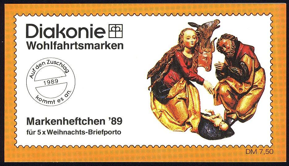 diakonie weihnachten 1989 geburt christi 100 pf 5x1443. Black Bedroom Furniture Sets. Home Design Ideas