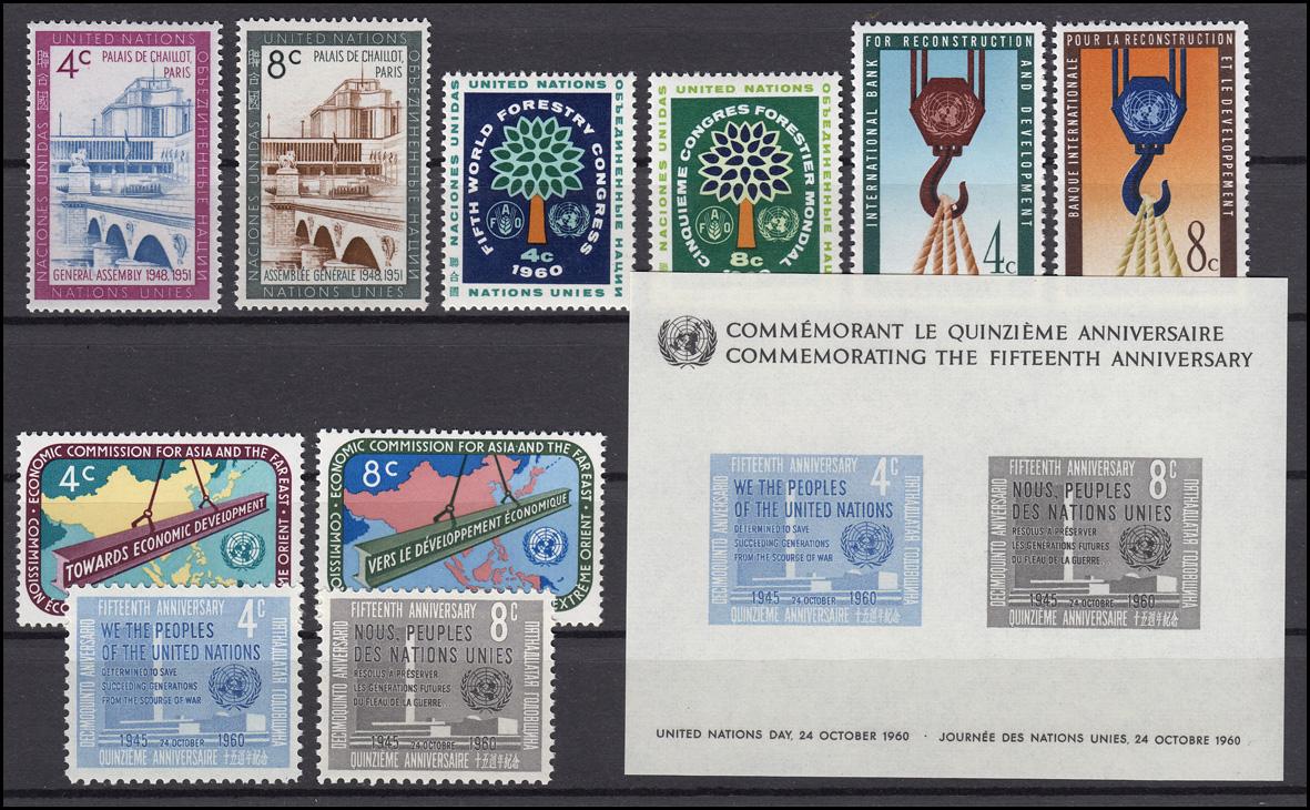 kompl.ausg. Österreich 2956 Postfrisch 2011 Umweltschutz