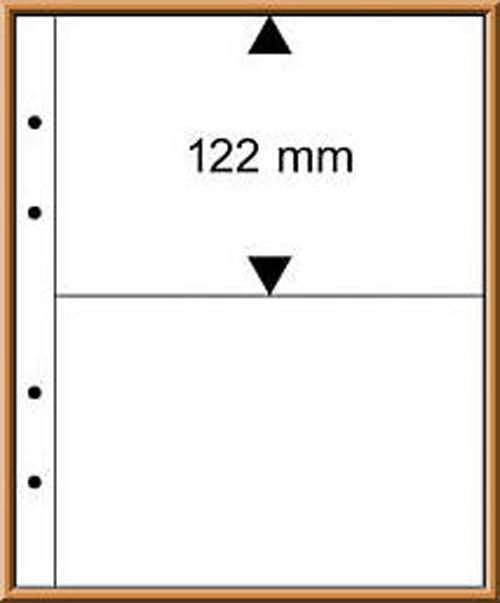 Lindner 1316 Multi collect Bl/ätter-schwarz